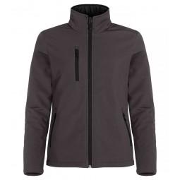Veste polaire de travail orange fluo