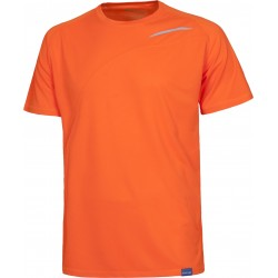 Tee shirt orange fluo