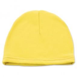 T-shirt haute visibilité jaune fluo/bleu marine