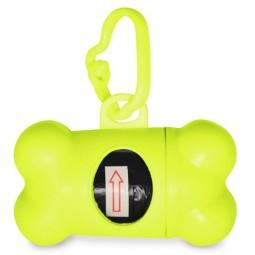 Parka haute visibilité jaune fluo/bleu royal