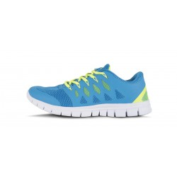 Chaussures sportives bleu
