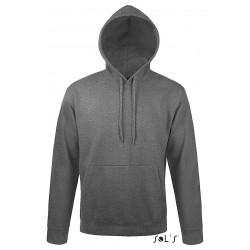 Sweat-Shirt anthracite chiné