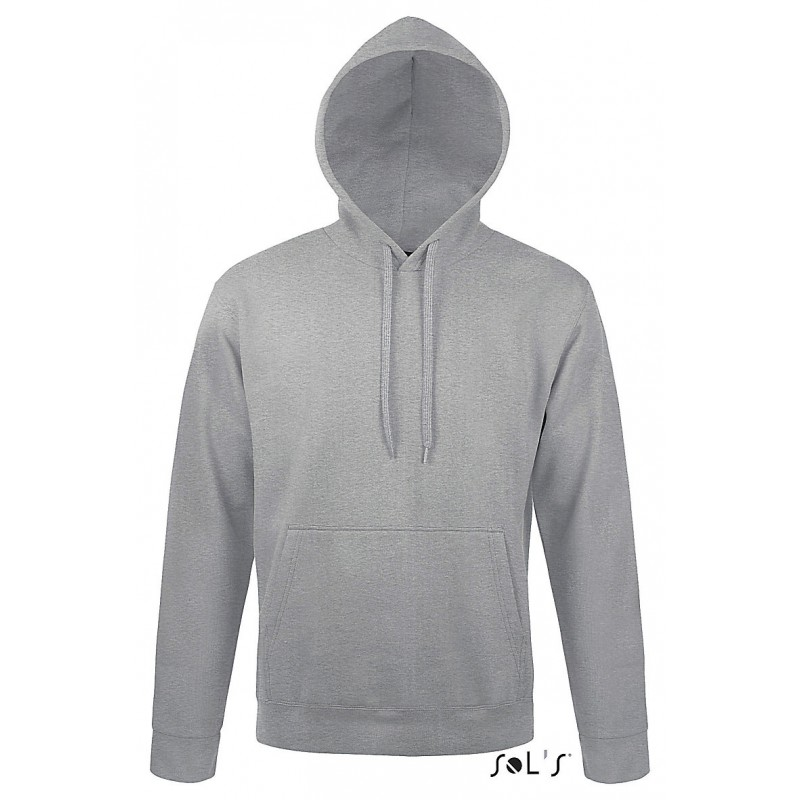 ... Sweat-Shirt gris chiné ... 7e12a7ac5599