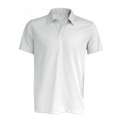 Polos Cool Plus manches courtes homme